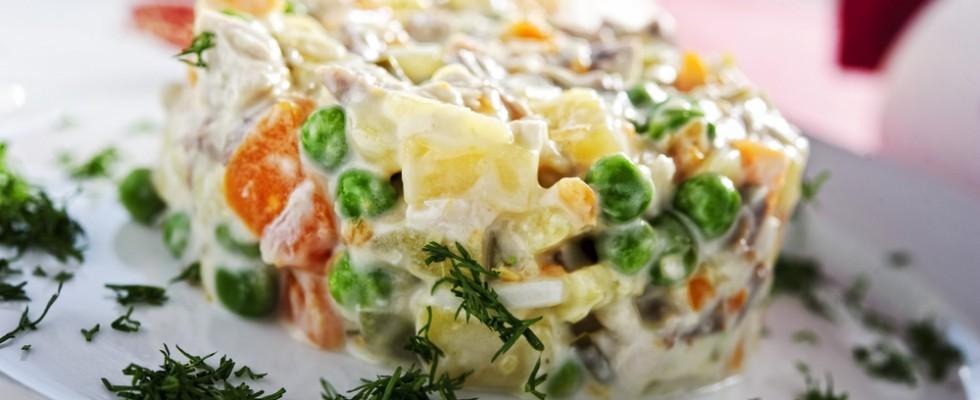 Il fascino discreto dell'insalata russa
