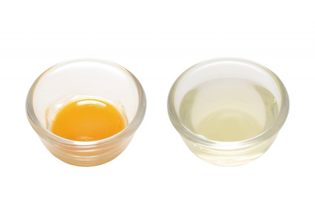 uovo e tuorlo