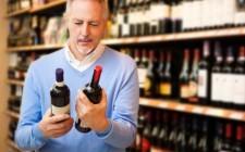 Come si sceglie il vino al supermarket?