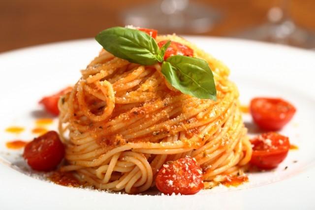 spaghetti al pomodoro_ La rustica lecce
