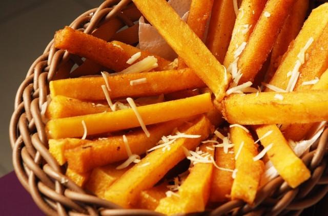 polenta fritta