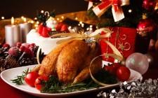 Americani a tavola: i piatti del Natale