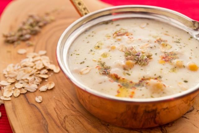 zuppa di avena