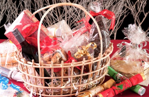 Mystery box: cosa cucinare con il cesto natalizio?