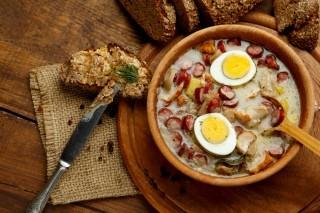 Zurek: ricetta, ingredienti e preparazione