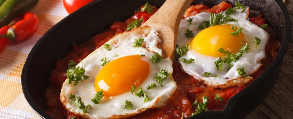 20 modi di cucinare le uova nel mondo
