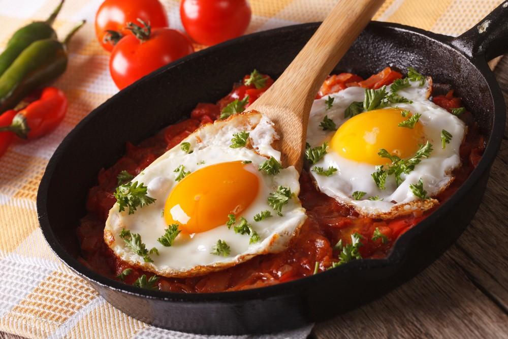20 modi di cucinare le uova nel mondo agrodolce for Cocinando 1000 huevos