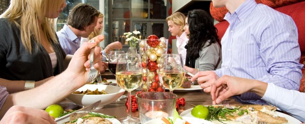 Roma: i migliori ristoranti per le rimpatriate natalizie