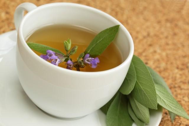 Tè alla salvia