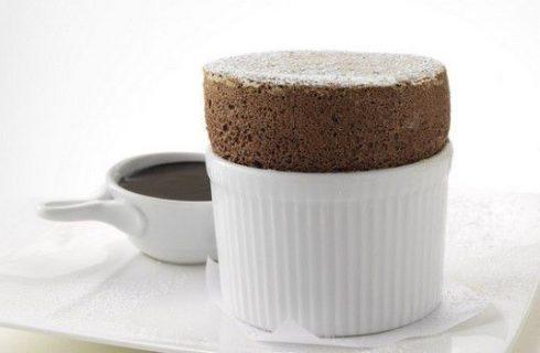 Flan al cioccolato: la ricetta al microonde