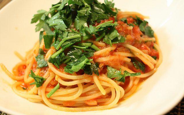 Gli spaghetti alla carrettiera con la ricetta toscana