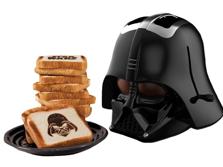 Star Wars Mania: gadget di cucina - Foto 20