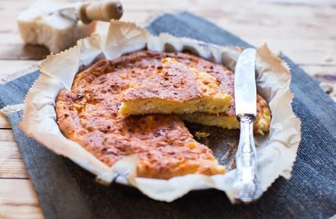 Torta di formaggio, semplicissima