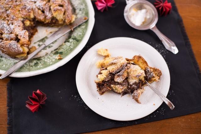 torta con il pandoro-2