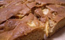 Ecco la torta di patate dolci e mele con la ricetta golosa