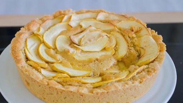 La Torta della Nonna di Ernst Knam per Junior Bake Off Italia