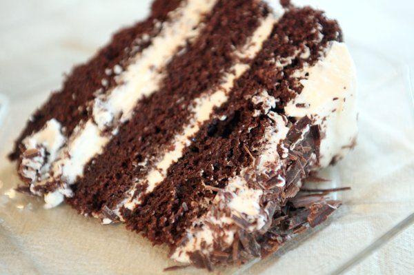 La torta panna e nutella di Benedetta Parodi