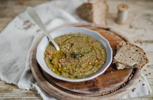 Zuppa di lenticchie, cottura lenta