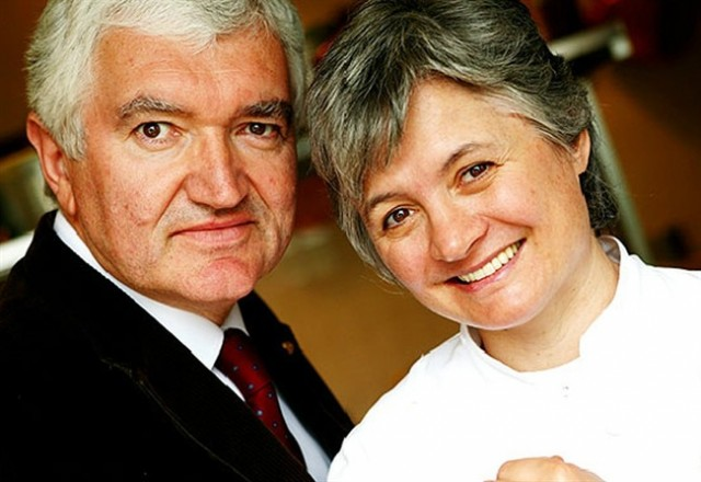 Antonio e Nadia Santini