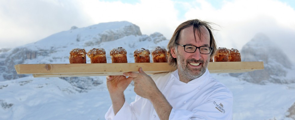 Care's in Alta Badia: gli chef al servizio dell'etica