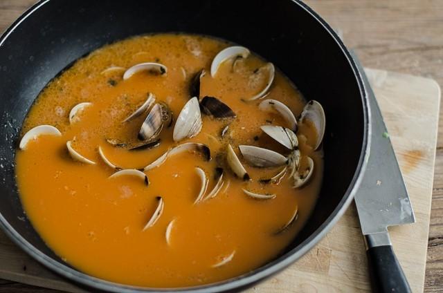 Zuppa di vongole-4
