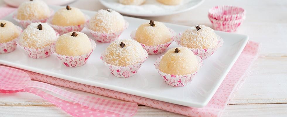 Beijinho, dolcetti al cocco