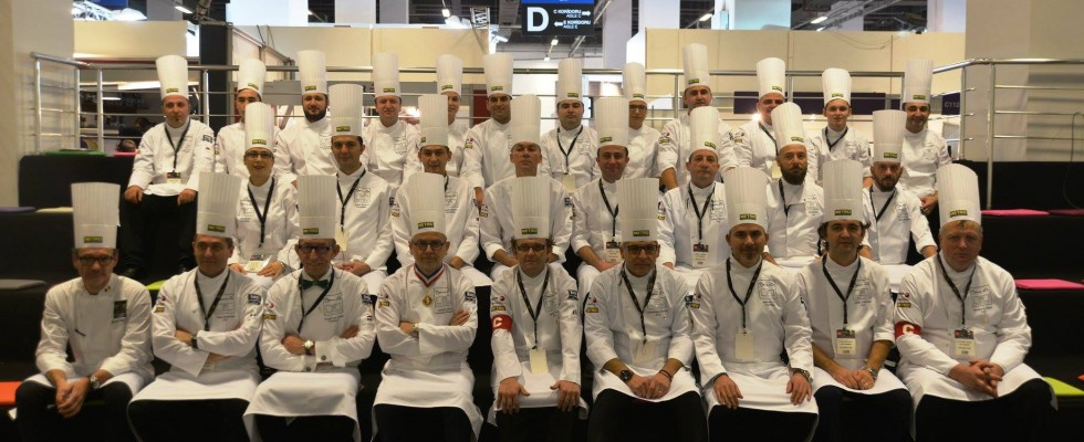 Tre, due, uno: Bocuse d'Or, la finale 2017