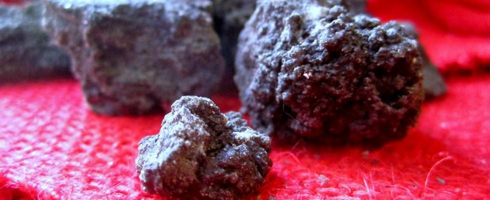Per i bimbi bricconcelli: il carbone della Befana