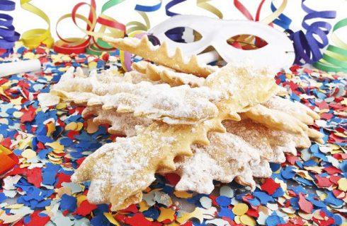 Le migliori ricette di Carnevale senza glutine