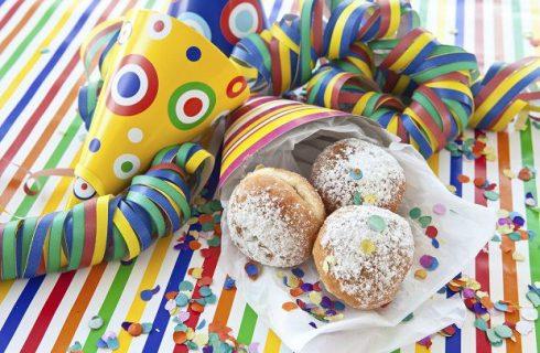 Carnevale con le ricette tradizionali italiane