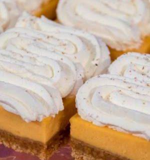 Cheesecake di patate dolci: la ricetta sfiziosa di Francesco Saccomandi