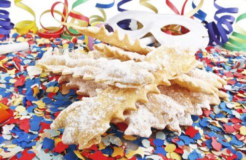 La ricetta dei nastri di Carnevale per dolci semplici e gustosi