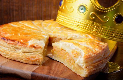 La torta dell'Epifania francese: ecco la Galette des Rois