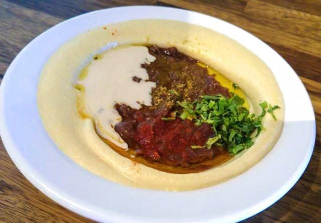humus bar