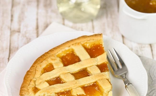 Crostata senza burro: friabile
