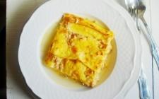 Il Molise c'è: lasagne in brodo