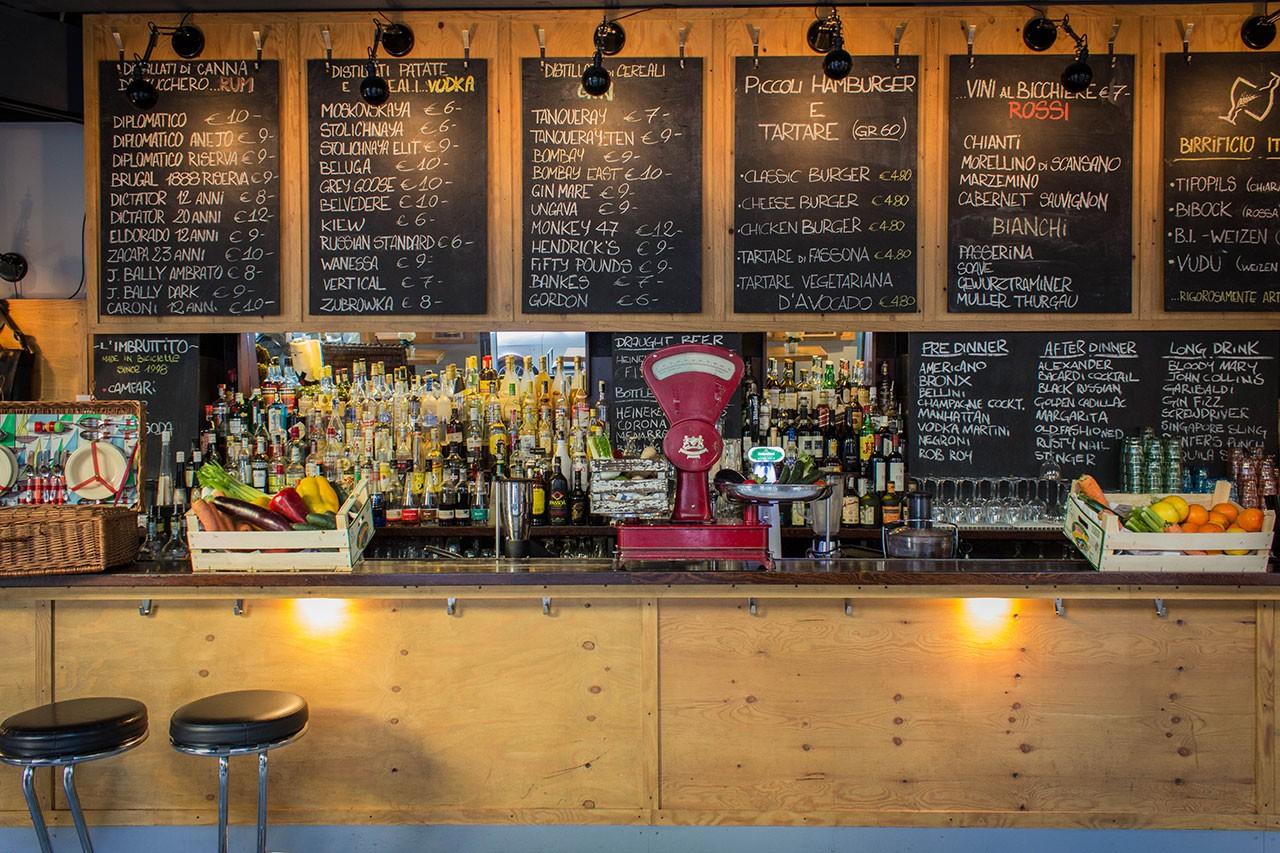 Quanto costa un aperitivo a milano agrodolce for Quanto costa arredare un bar