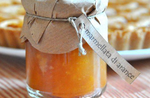 La marmellata di arance amare, ecco la ricetta da fare in casa