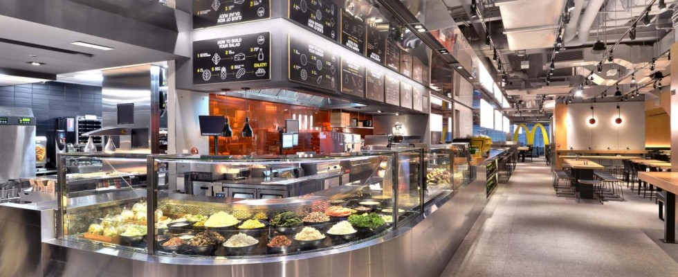 Next: a Hong Kong parte la rivoluzione McDonald's