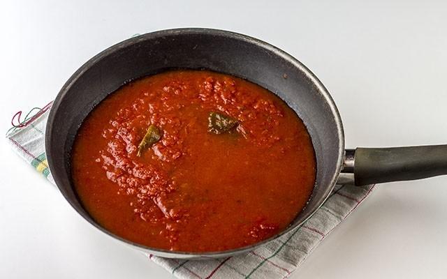 pasta al forno napoletana step1
