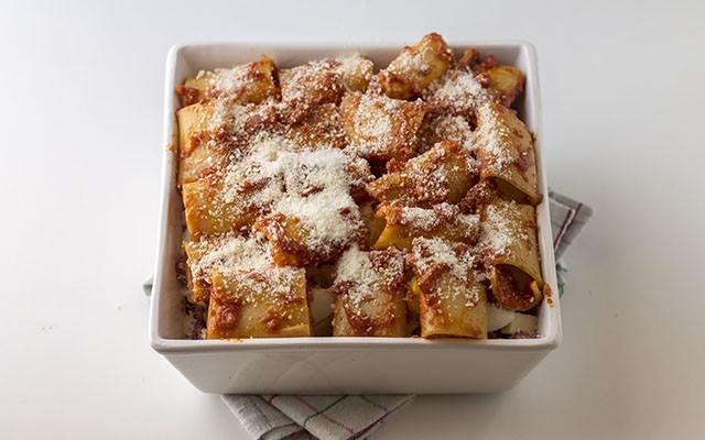 pasta al forno napoletana step11