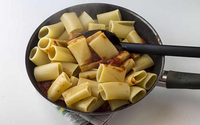 pasta al forno napoletana step5