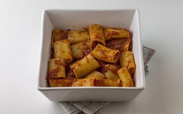 pasta al forno napoletana step6