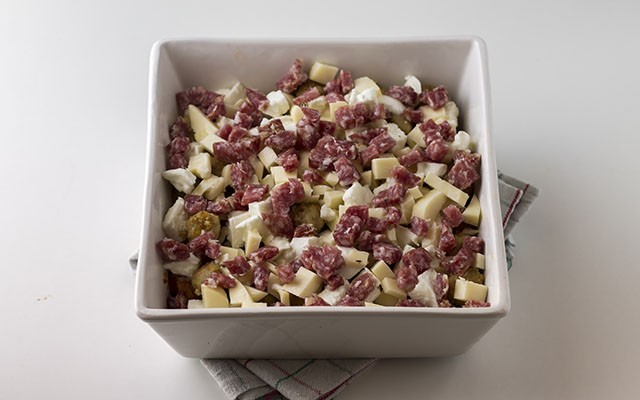 pasta al forno napoletana step9