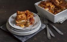 Pasta al forno alla napoletana: ricchissima