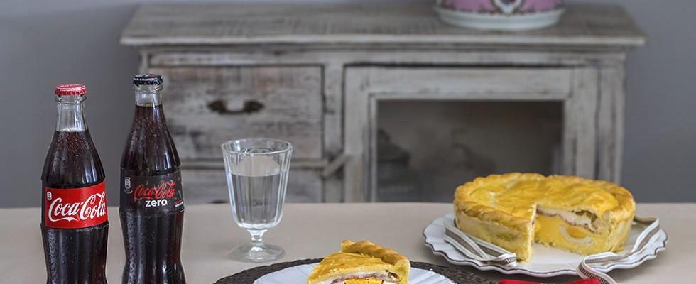 Pasticcio di Pasqua, torta salata