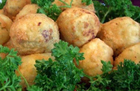 Le polpette di prosciutto cotto e patate con la ricetta sfiziosa