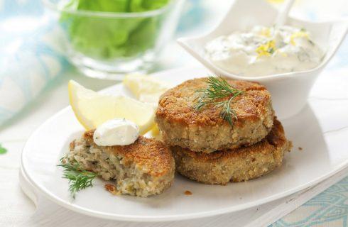 Le polpette di pesce al forno con la ricetta facile
