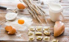 Ravioli al rigatino in salsa di asparagi: la ricetta di Natale Giunta