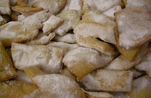 Le ricette di Carnevale per dolci fritti di tutti i tipi